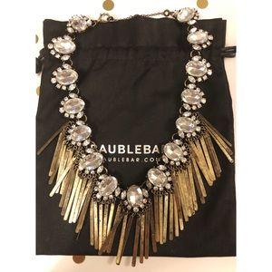 BaubleBar Showgirl Fringe Strand Necklace